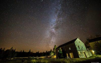 La Lozère sous les étoiles